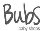 Image Of Bubs Baby Shops